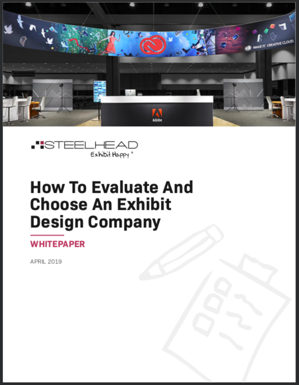 Evaluate And Choose An Exhibit Design Company - Cover