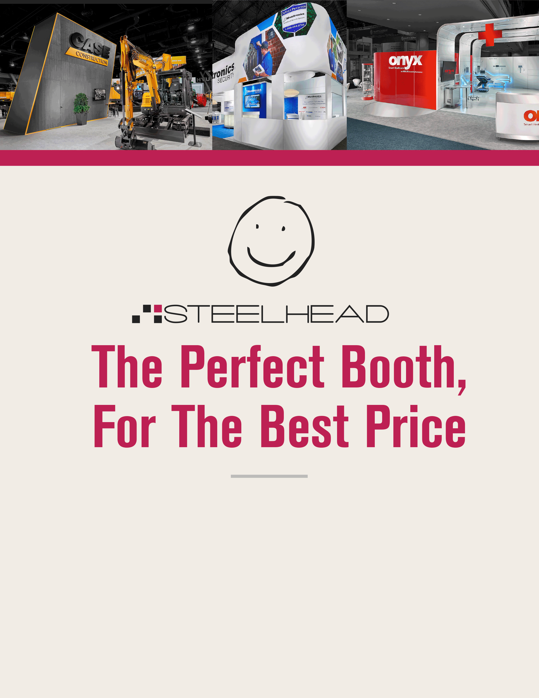 The Perfect Booth, For The Best Price
